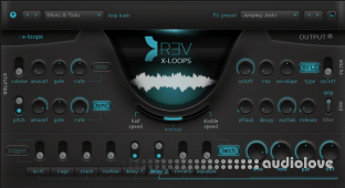 Output Sounds REV X-Loops
