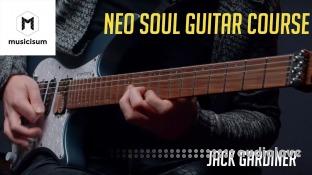 Musicisum Neo Soul Guitar with Jack Gardiner