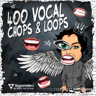 Singomakers 400 Vocal Chops and Loops