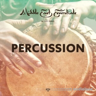 Gio Israel Middle East Essentials Percussion