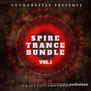 Soundbreeze Spire Trance Bundle Vol.1