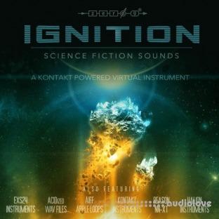Zero-G Ignition Science Fiction Sounds