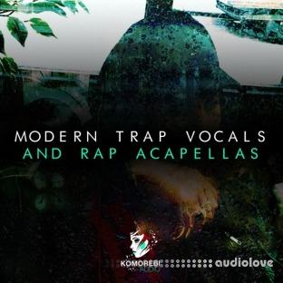 Komorebi Audio Modern Trap Vocals And Rap Acapellas