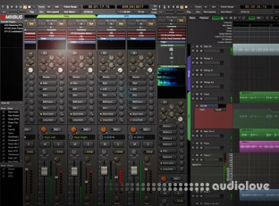 Groove3 Harrison Mixbus 6 Explained