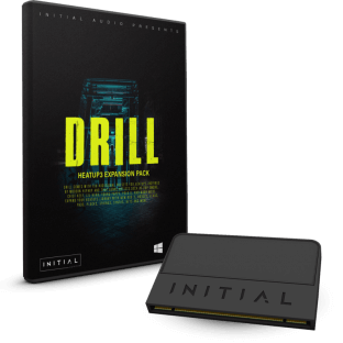 Initial Audio Drill HEATUP3 EXPANSION