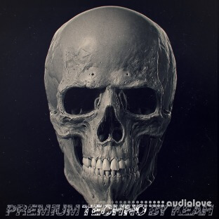 Skull Label Premium Techno by KEAH