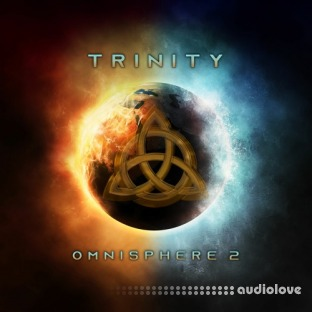Triple Spiral Audio Trinity