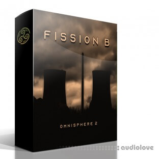 Triple Spiral Audio Fission B