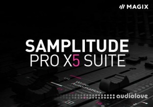 MAGIX Samplitude Pro X5 Suite Portable