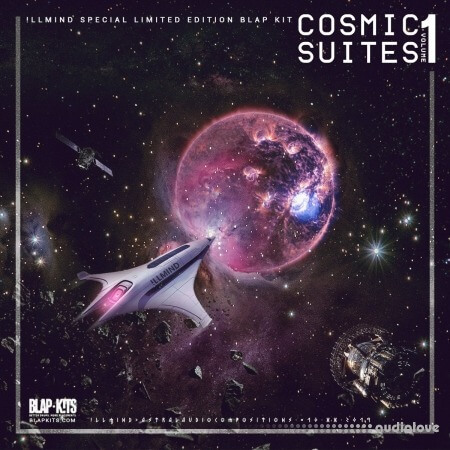 !llmind Cosmic Suites Vol.1 WAV