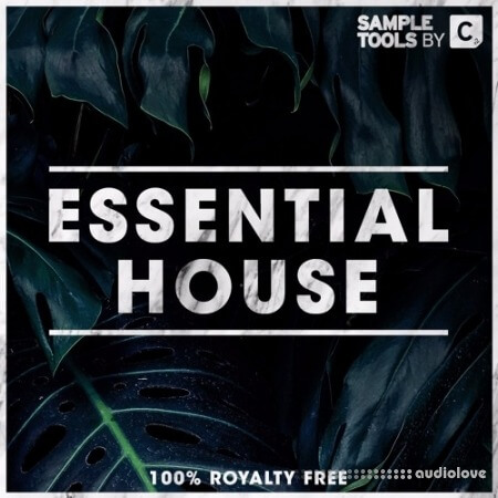 Sample Tools by Cr2 Essential House WAV MiDi