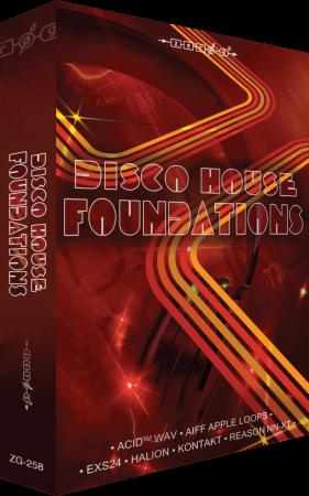 Zero-G Disco House Foundations MULTiFORMAT