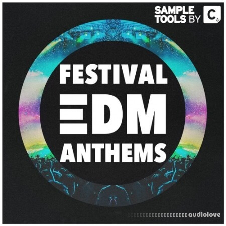 Sample Tools By Cr2 Festival EDM Anthems