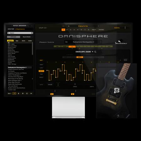 StudioPlug Rockstar V.2 (Omnisphere Bank)