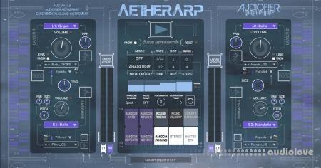 Audiofier AetherArp KONTAKT
