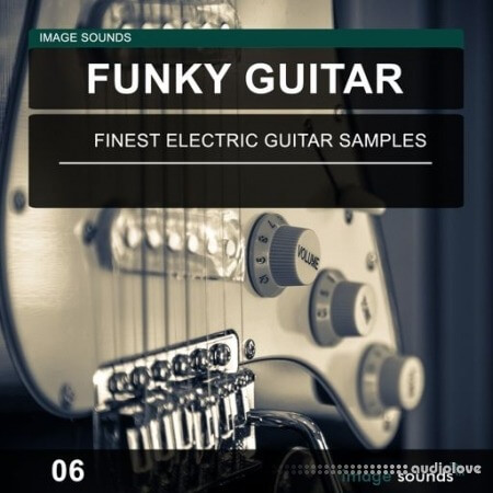 Image Sounds Funky Guitar 06 WAV