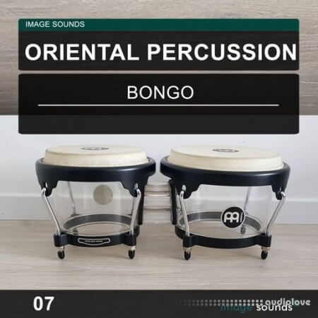 Image Sounds Oriental Percussion 07