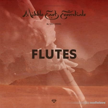 Splice Sounds Gio Israel Middle East Essentials Flutes