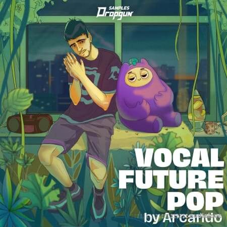 Dropgun Samples Vocal Future Pop by Arcando