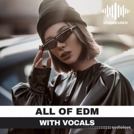 Seven Sounds All Of EDM WAV MiDi Synth Presets