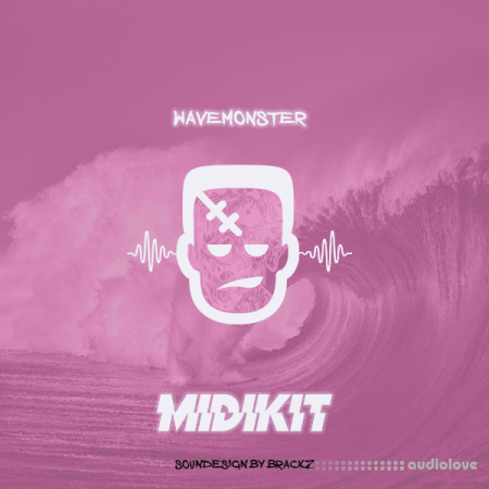 Brackz Wave Monster (Midi Kit)