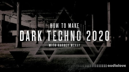 Sonic Academy Dark Techno 2020 with Harvey McKay