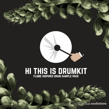 Oversampled Hi This Is Drumkit Flume Inspired Drum Sample Pack