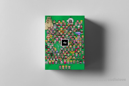 WavSupply boyband Earthbound (Drum Kit)