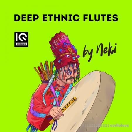 IQ Samples Deep Ethnic Flutes by Neki WAV
