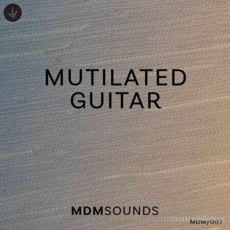 MDM Sounds Mutilated Guitar