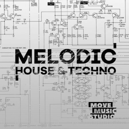 Move Music Studio Melodic House and Techno