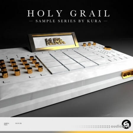 Spinnin Records Holy Grail Sample Series by KURA