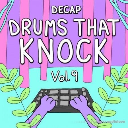 DECAP Drums That Knock Vol.9