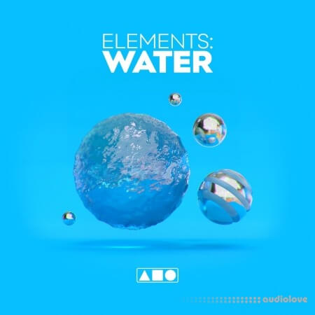 Squadpack Elements Water Percussion Sample Pack WAV