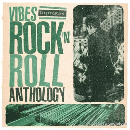 Loopmasters VIBES Vol.6 Rock and Roll Anthology