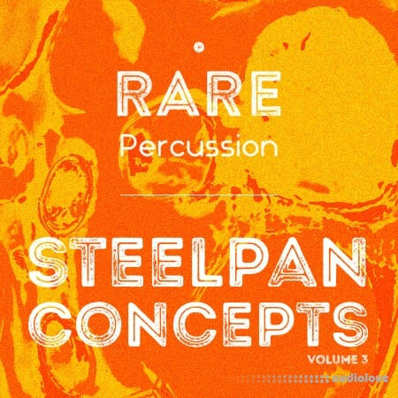 RARE Percussion Steelpan Concepts Vol.3