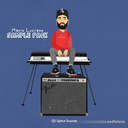 Splice Sounds Mario Luciano Sample Pack WAV
