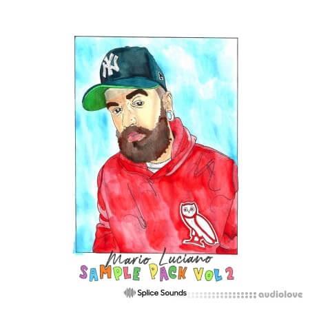 Splice Sounds Mario Luciano Sample Pack Vol.2
