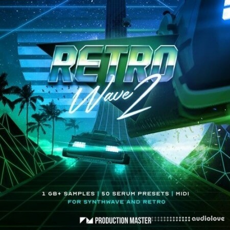 Production Master Retrowave 2 MULTiFORMAT