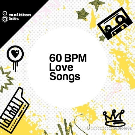 Multiton Bits 60 BPM Love Songs