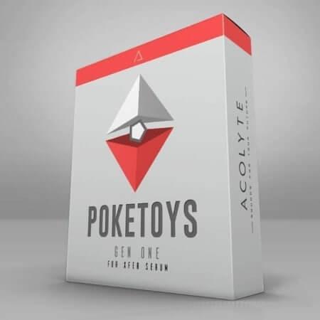 Acolyte PokeToys Sample Pack