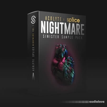 Acolyte NIGHTMARE Sample Pack WAV Synth Presets