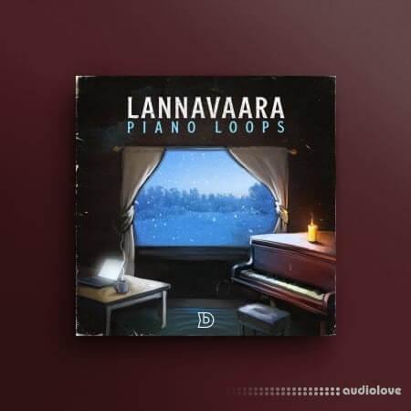 DopeBoyzMuzic Lannavaara Piano Loops WAV