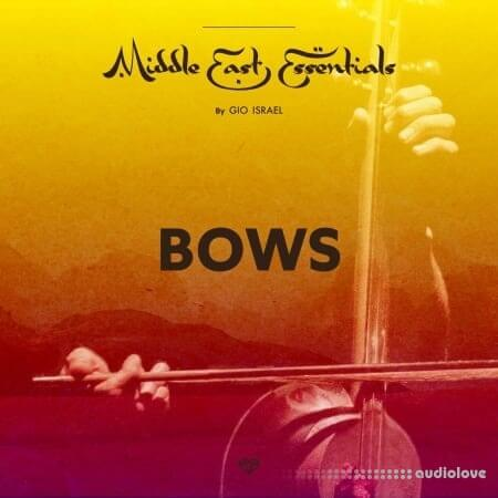 Gio Israel Middle East Essentials Bows