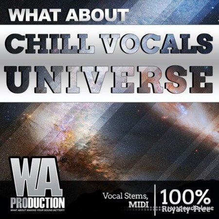 WA Production Chill Vocals Universe