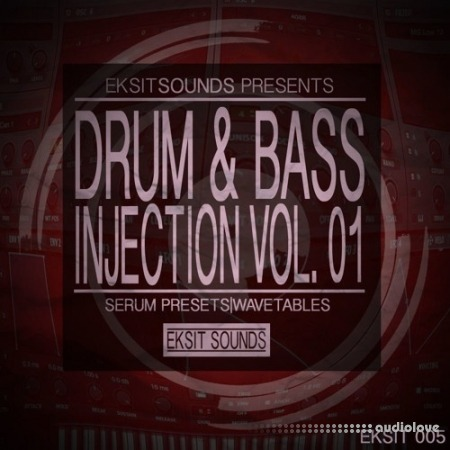 Eksit Sounds Drum And Bass Injection Volume 1