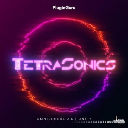 PlugInGuru TetraSonics Synth Presets