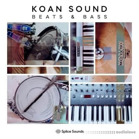 Splice Sounds KOAN Sound Beats and Bass Sample Pack