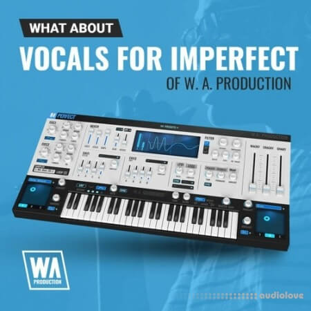 WA Production Vocals For ImPerfect