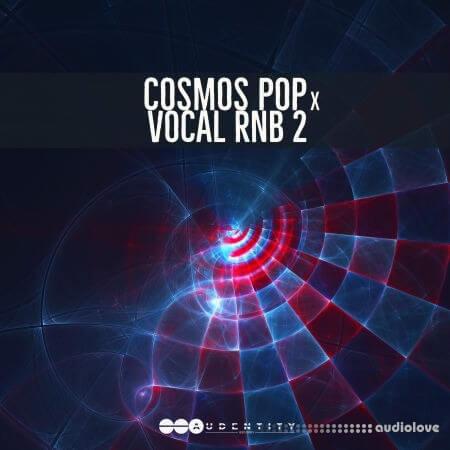 Audentity Records Cosmos Pop X Vocal RnB 2 WAV